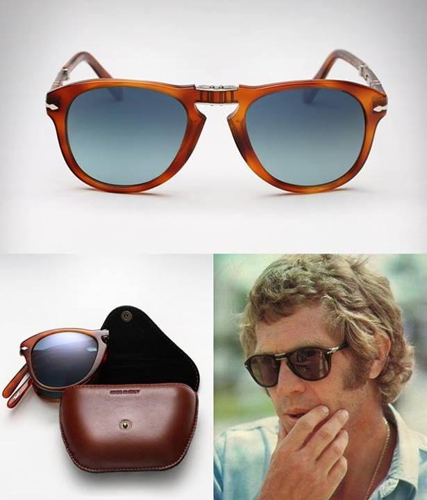 Persol 714 Steve McQueen edition sunglasses