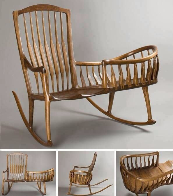 1000 images about Rocking chair ideas plans on