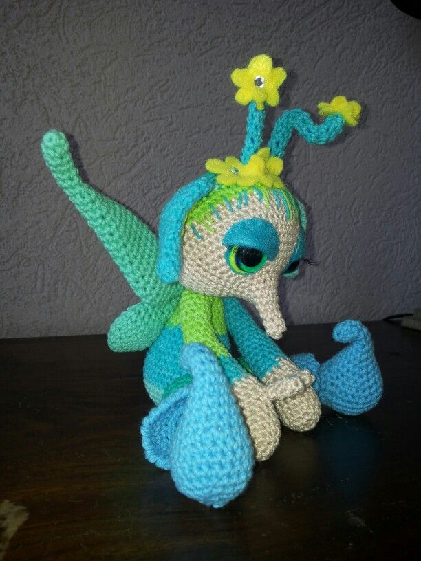 Whoopy  Esther Emaar (Crochessie)