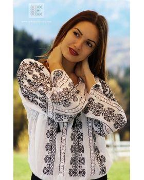 handmade embroidery - Romanian Blouse - worldwide shipping! - bohemian style fashion