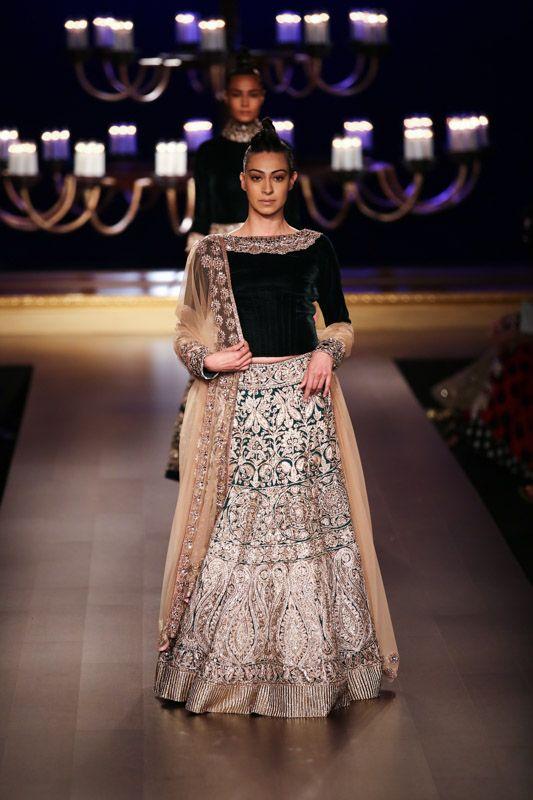 manish malhotra | india couture week 2014