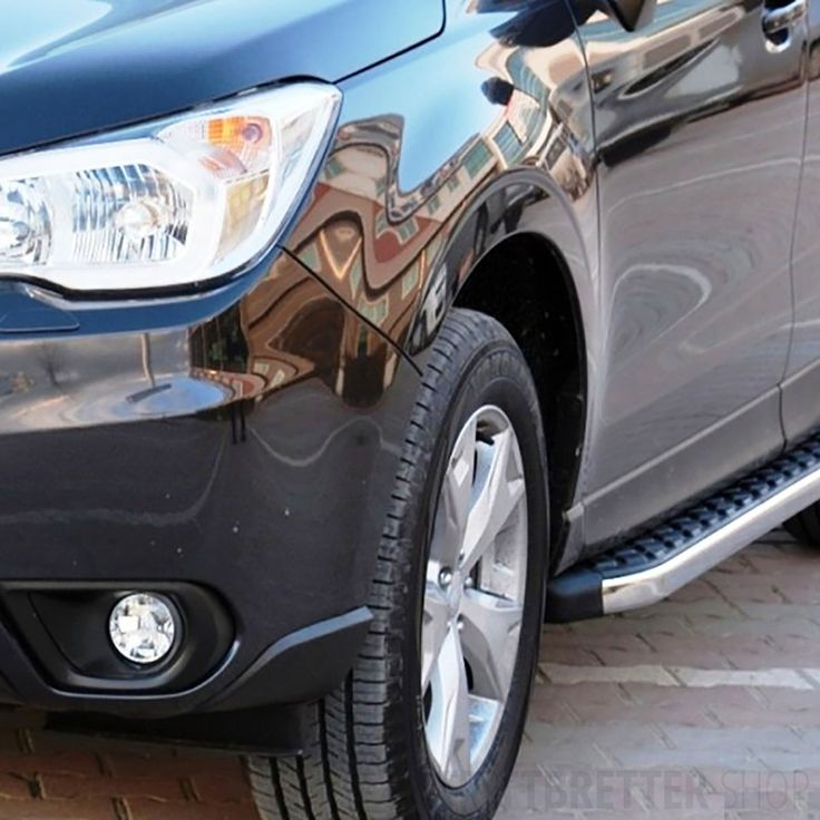 Trittbretter für Subaru Forester