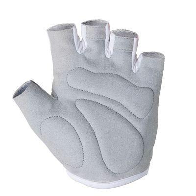 Cycling Gloves Cycling - 300 Women's Cycling Gloves - White B'TWIN - Helmet, Clothing and Footwear