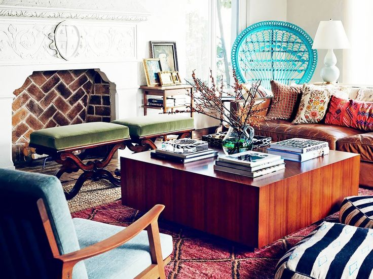 18 Stunning Spaces Where Pattern Rules via @MyDomaineAU