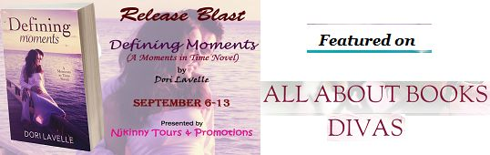 Checkout #DefiningMoments by @dorilavelle on @vickestolte All About Books http://allaboutbooksdivas.wordpress.com/2014/09/11/bt-2-giveaways-defining-moments-by-dori-lavelle/  Also Enter the #Giveaways to win AMazon GC, Ebks and a Kindle!   #ReleaseBlast #Romance