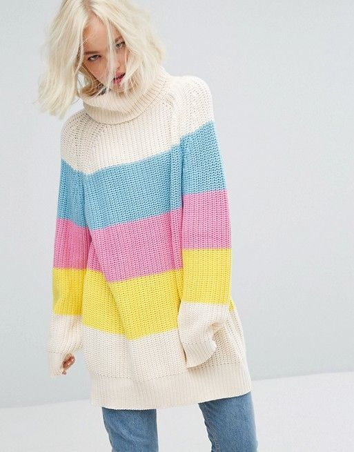 Bloques de color en sueters otoño-invierno 2017 http://beautyandfashionideas.com/bloques-color-sueters-otono-invierno-2017/ #Bloquesdecolorensuetersotoño-invierno2017 #fall-winter2017 #fashiontrends #fashiontrends2017 #Modaotoño-invierno2017 #Tendencias #tendenciasdemoda #tendenciasdemodaotoño-invierno #trends2017 #trendsfall-winter2017