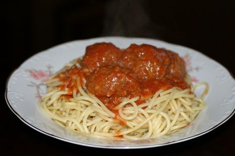 I made these and they are the best meatballs I have ever had!! :)    Old Spaghetti Factory Meatballs from CDKitchen.com