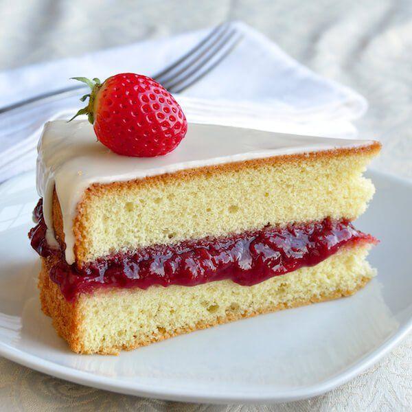 1000 ideas about vanilla sponge cake on pinterest for Basic vanilla sponge