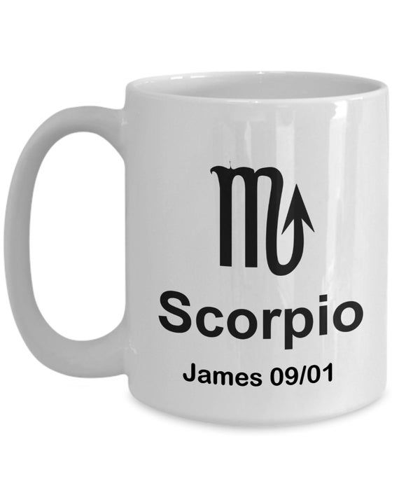 Scorpio Gifts Best November Birthday Gifts For Scorpio Man Women Travel Mug Gifts For Scorpio Best Friend Christmas Gifts For Scorpio Mom