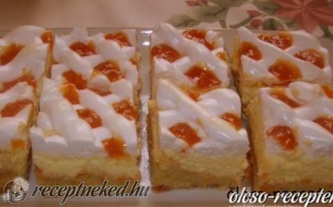 Rákóczi-túrós recept fotóval
