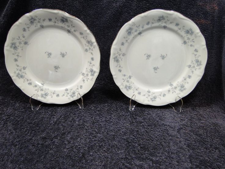 $6.99 Johann Haviland Bavaria Blue Garland Dinner Plates 10\  TWO Multi Avail NICE! # & 185 best Dinner Plates - All types of Dinner Plates! images on ...
