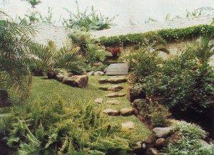 gambar taman halaman belakang rumah - desain taman halaman belakang rumah