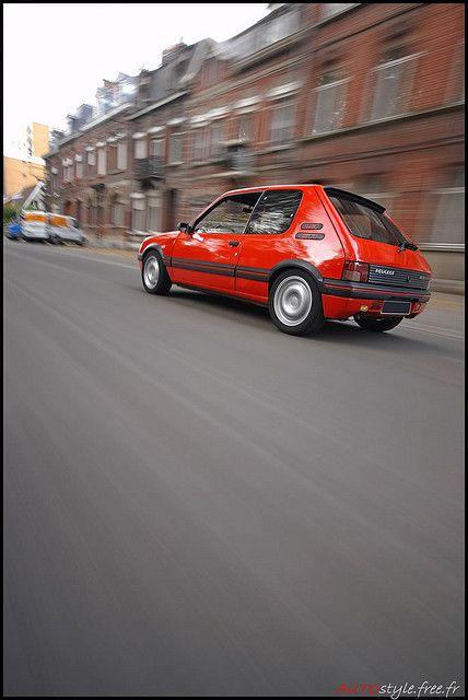Peugeot 205 GTI. The alternative original.