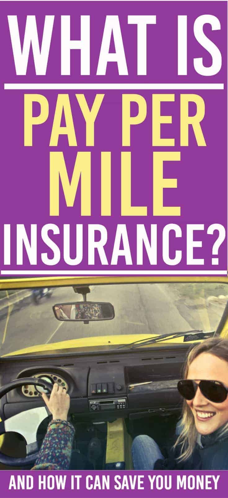 How You Can Save Big By Switching To Pay Per Mile Insurance Car