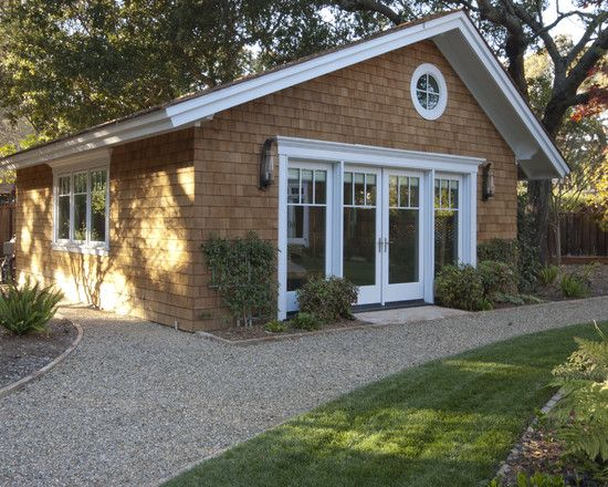Traditional Garage And Shed Cabin Design, Pictures, Remodel, Decor And Ideas    Page