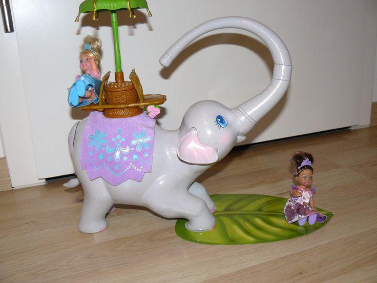 Barbie Prinzessin auf der Tierinsel Tikka der Elefant mit Funktion in Spielzeug, Puppen & Zubehör, Mode-, Spielpuppen & Zubehör | eBay!