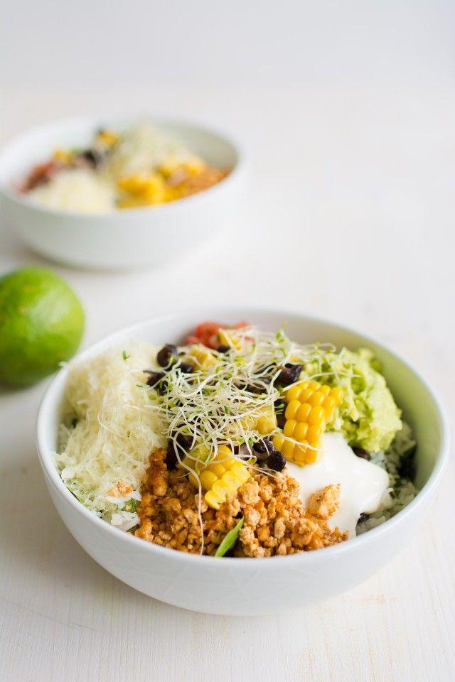 Sofritas Style Burrito Bowls   Lauren Caris Cooks