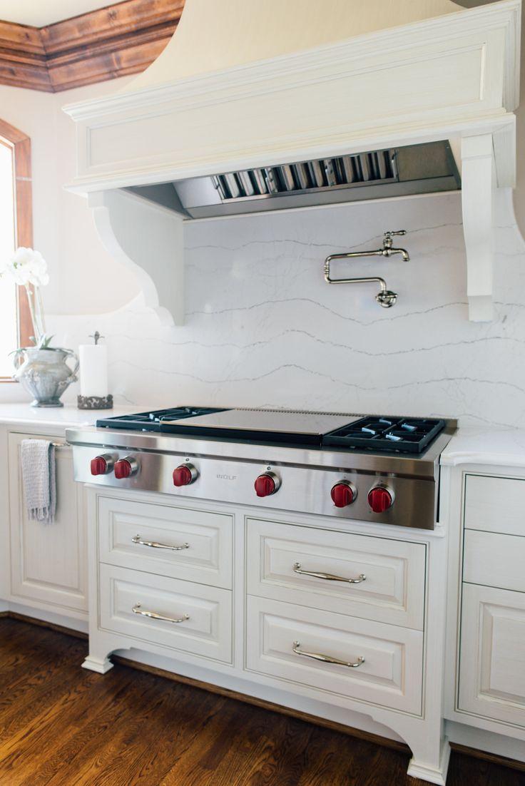 logan martin kitchen custom range hood and corbels brushed glaze finish on inset cabinetry - Beaded Inset Hotel Decoration