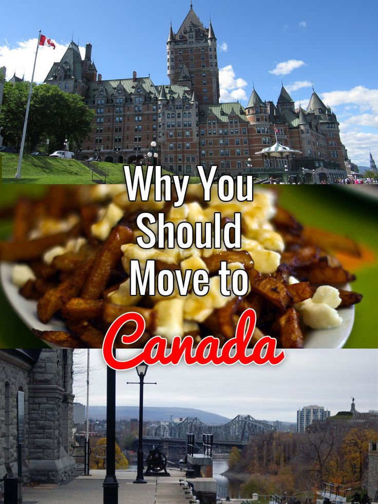 Why You Should Move to Canada · Kenton de Jong Travel - Why You Should Move to Canada http://kentondejong.com/blog/why-you-should-move-to-canada