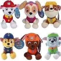 pelucia patrulha canina kit com 6