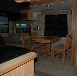 How To Keep Loose RV Furniture From Flying When You Hit The Brakes. Travel  Trailer ...
