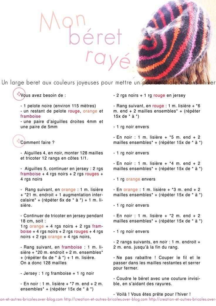 tuto-mon-beret-raye-francais.jpg 1131×1600 pixels