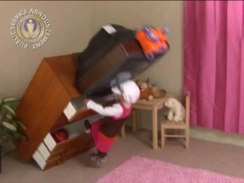 Furniture Tipover Tragedies