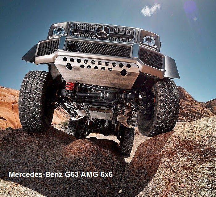 Mercedes Benz G63 Amg 6x6 Interior