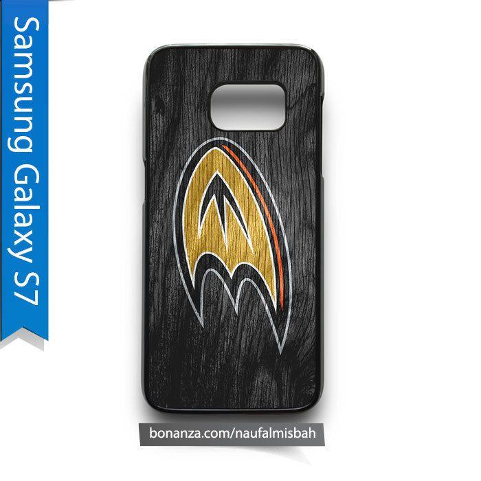 Anaheim Ducks Custom Samsung Galaxy S7 Case Cover