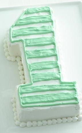 1000 images about cakes on pinterest silicone cupcake for Number 1 birthday cake template