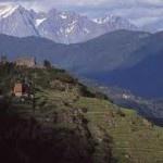 Valtellina, area di notevole pregio ambientale