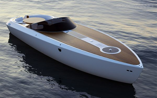 The Dartline 60′ combines superior performance and a refined aesthetic into one dreamy powerboat that's sure to intrigue.