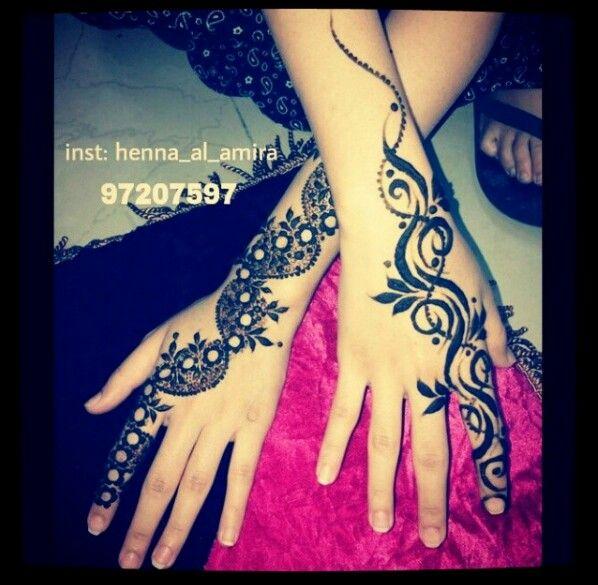 Arabic henna ♥