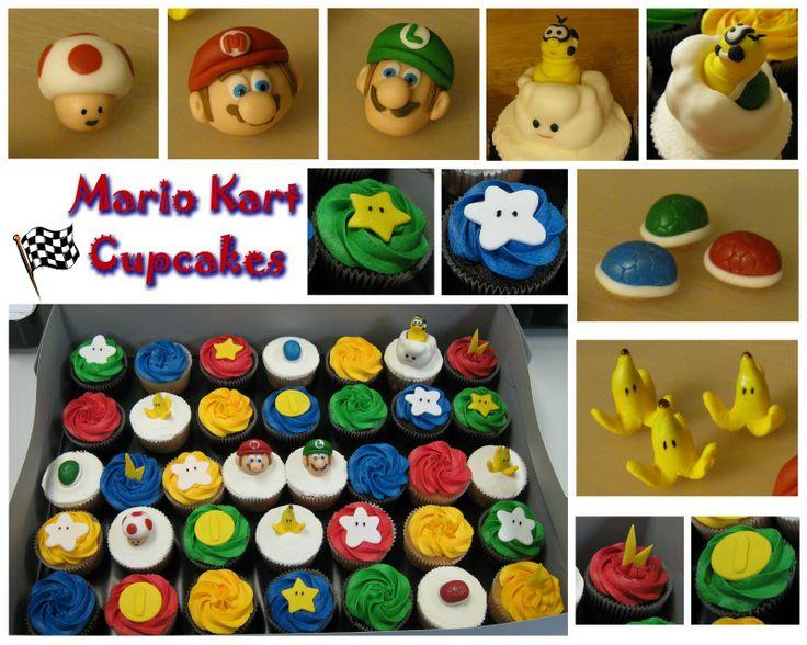 mario cakes at walmart | Mario Kart Cake Pan | mickey ... Mickey Mouse Cupcake Toppers Walmart