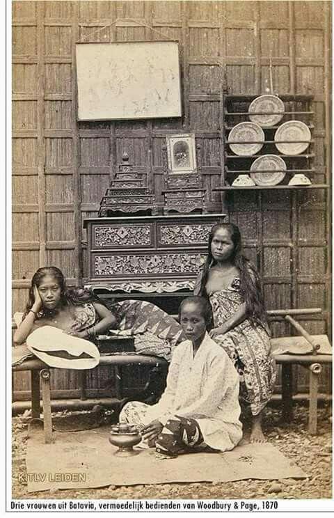 Salon kecantikan n pijat di batavia tahun 1870