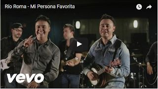 ♫♪♫♪♫♪  Top Music  ♫♪♫♪♫♪: Río Roma - Mi Persona Favorita