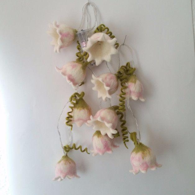 80 best Felted Flowers images on Pinterest | Felt flowers, Felted ...