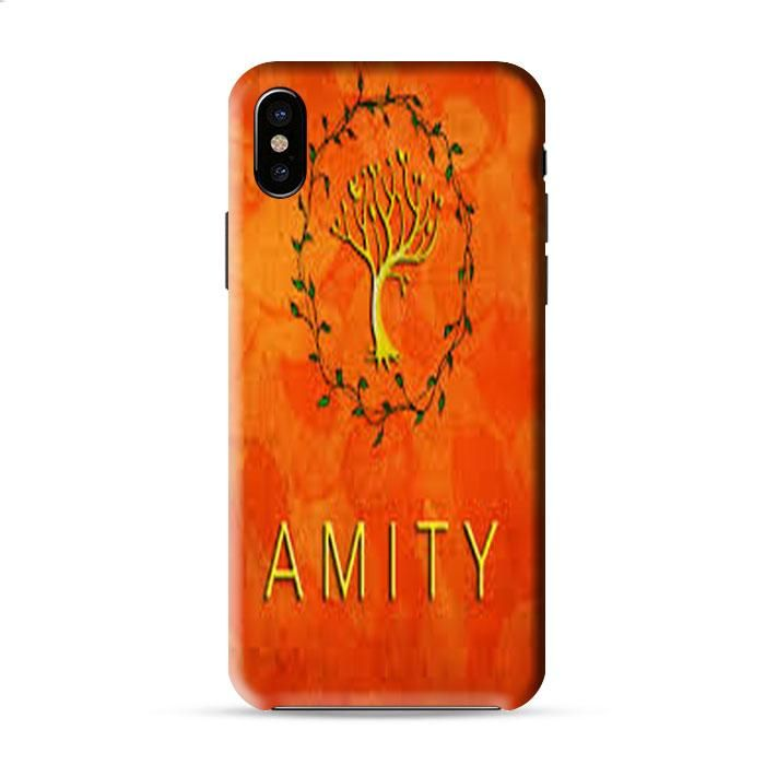 Mine Amity Divergent Iphone X 3D Case Caseperson