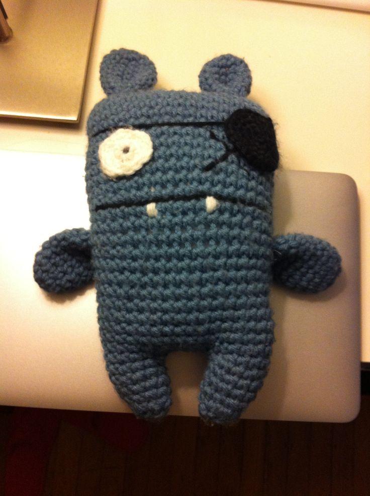 Uglymonster Crochet Diy Amigurumi Doll Homemade