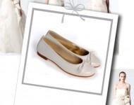 PROPOSTE SCARPE DA SPOSA    La scelta della scarpa per il proprio matrimonio non deve essere casuale!  Non importa se la scelta cade su una ballerina piuttosto di una scarpa con il tacco, l'importante è che la calzatura sia in linea con il vostro stile.  Da non dimenticare, che come tutte le scarpe nuove vanno indossate prima del grande giorno, per evitare spiacevoli fastidi ai vostri piedi.    In tutti i nostri negozi potrete trovare un  buon assortimento di calzature da sposa.