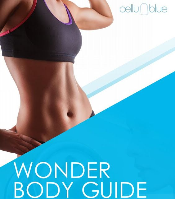 Mon blog Make-up: Le Wonder Body Guide par Cellublue : Concours !!