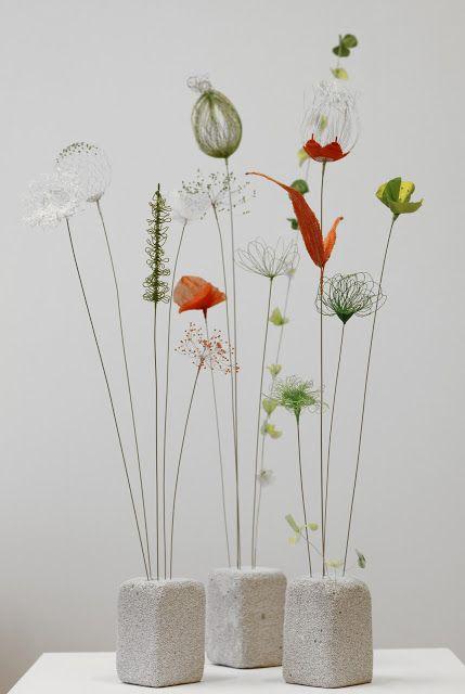 Fantaisie Végétale - Laurence Aguerre