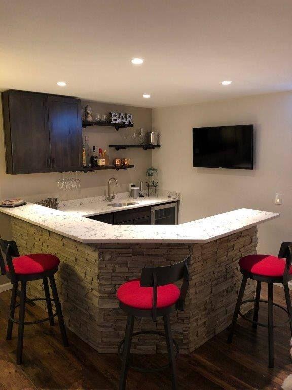Corian Quartz Pearl Stone Kitchen Remodel Countertops Home Decor