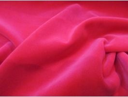 Cotton Velvet Pink