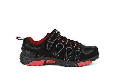 Oferta: 69.9€ Dto: -17%. Comprar Ofertas de Spiuk Linze MTB - Zapatillas unisex, color negro / rojo, talla 43 barato. ¡Mira las ofertas!