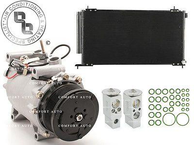 2002-2006 Honda CRV CR-V EX LX SE 2.4L Complete Repair A/C AC Compressor Kit NEW