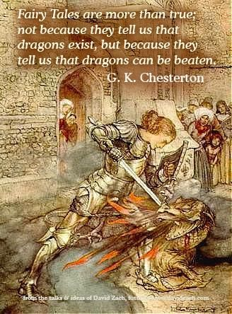 G. K. Chesterton - I will repin this quote every time I see it.