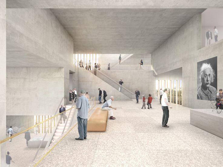 david chipperfield shortlisted for nobel headquarters in stockholm, sweden