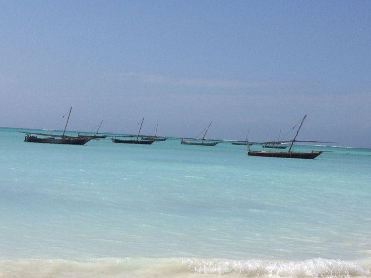 Boats zanzibar