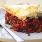 Een heerlijk recept: Moussaka met aubergine en linzen